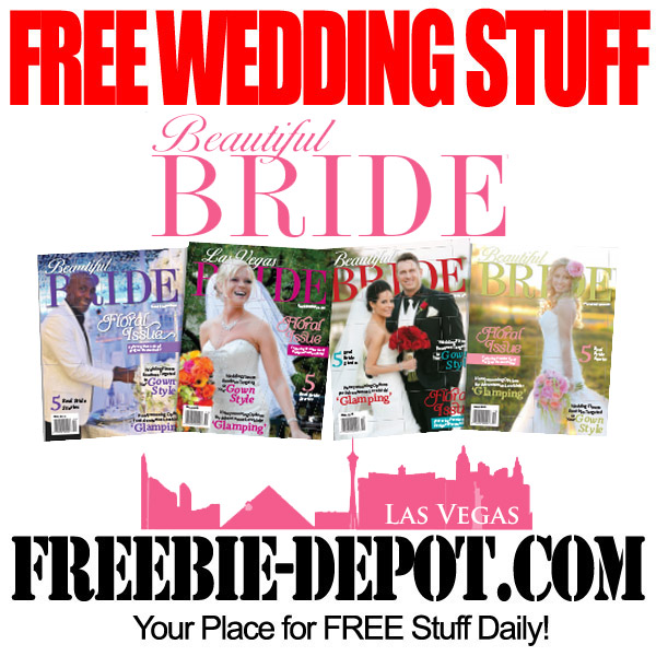 Free Wedding Stuff Las Vegas