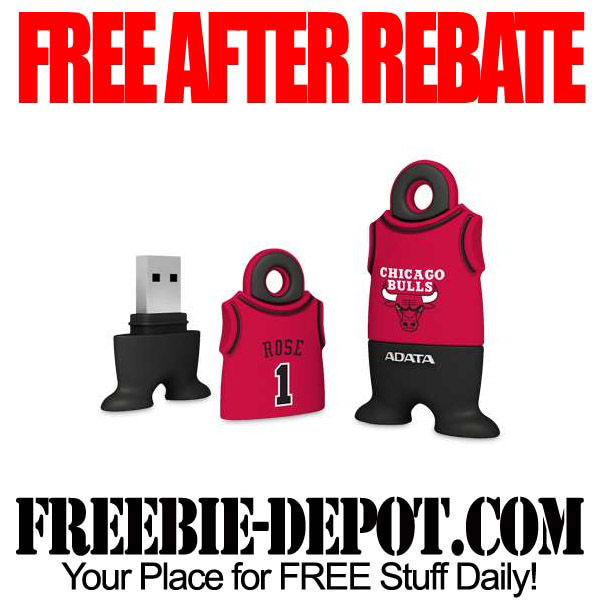 Free After Rebate USB
