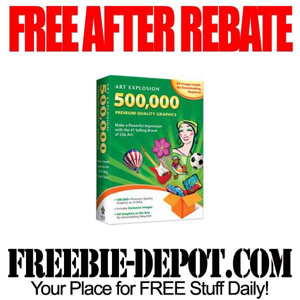 Free After Rebate Clip Art