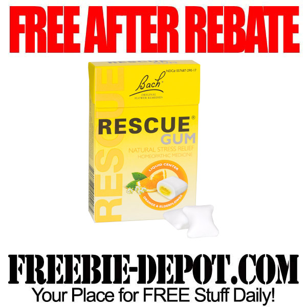 Free After Rebate Gum