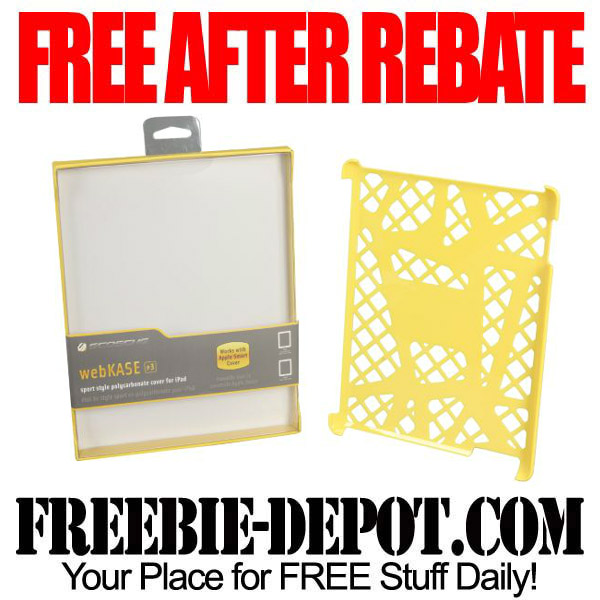 Free After Rebate iPad Cover Case
