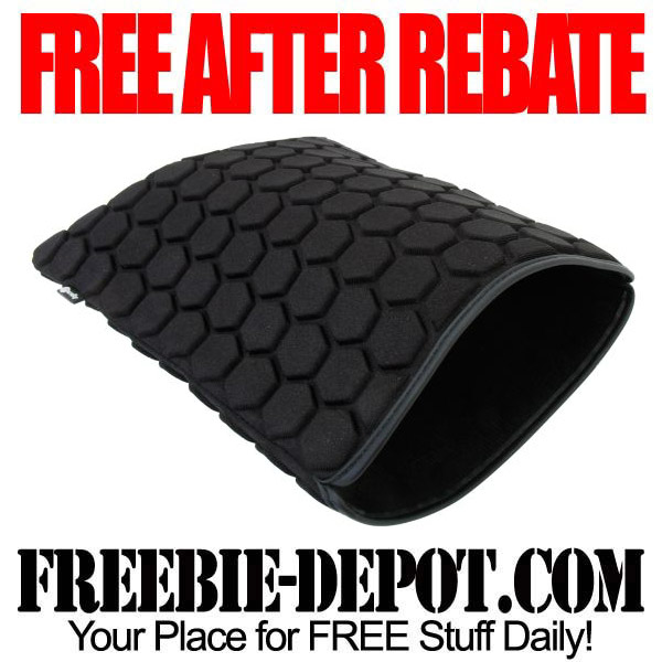 Free After Rebate iPad Sleeve