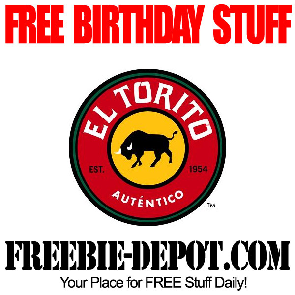 Free Birthday Dinner El Torito
