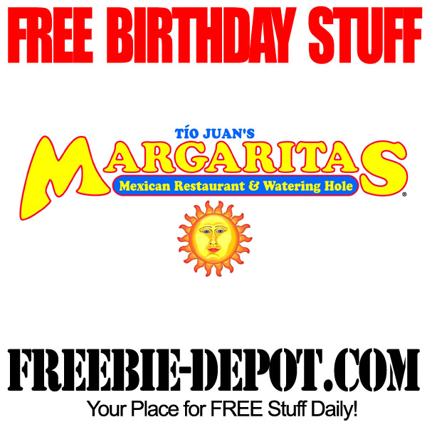 Free Birthday Margaritas