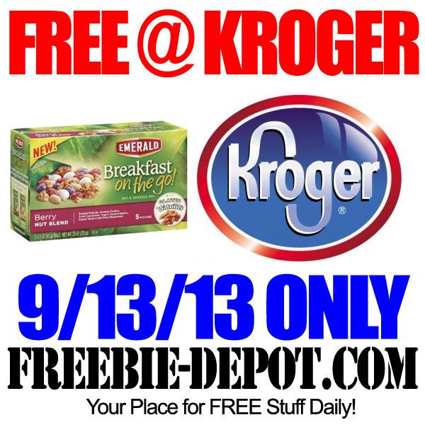 Free Breakfast Kroger