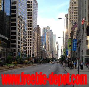 Free Chicago Magnificent Mile