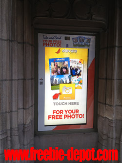 Free Chicago Photo kIOSK