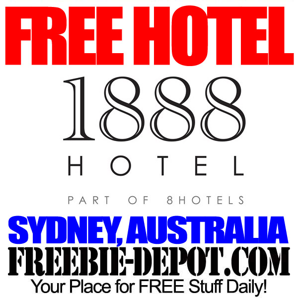 Free Hotel Stay in Sydney, Australia