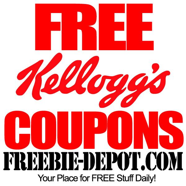 Free Kelloggs Coupons