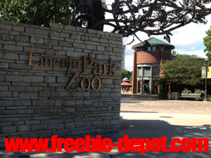 Free Lincoln Park Zoo