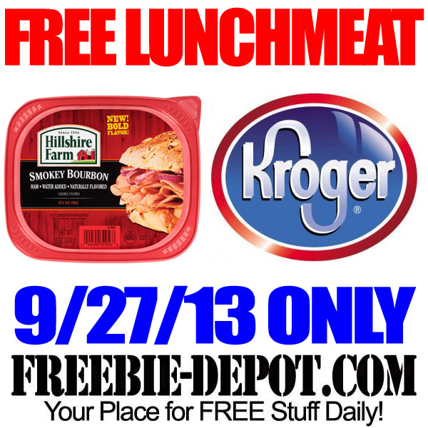 Free Lunchmeat at Kroger