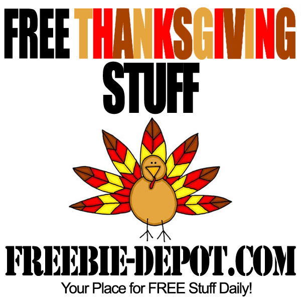 Free Thanksgiving Stuff 2013