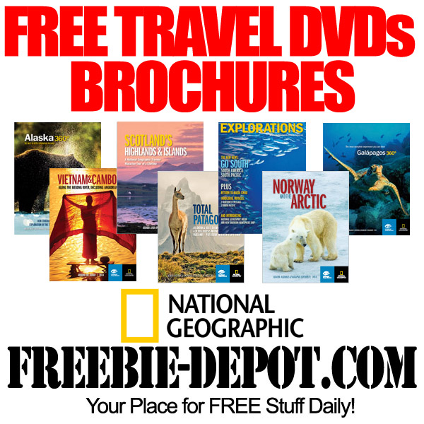 Free Travel DVDs