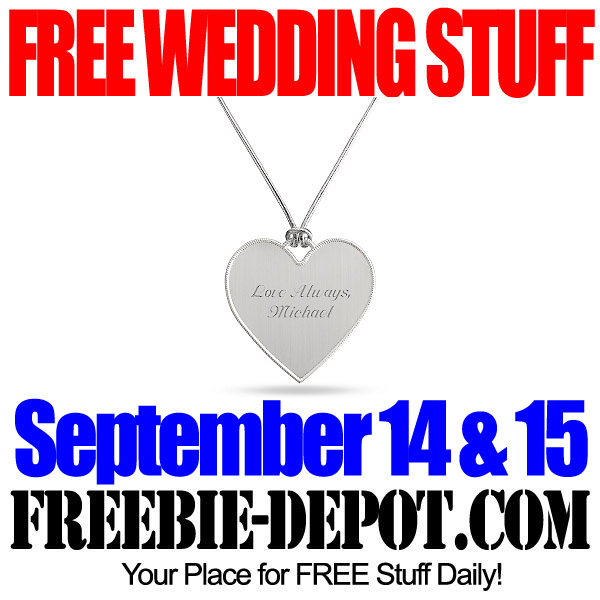 Free Wedding Stuff Key Chain