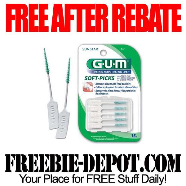 Free After Rebate Dental Picks