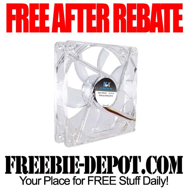 Free After Rebate PC Fan