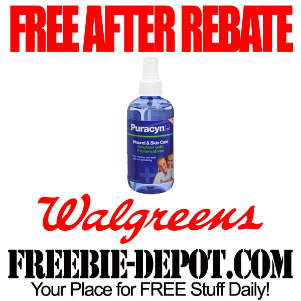 Free After Rebate Skin Care