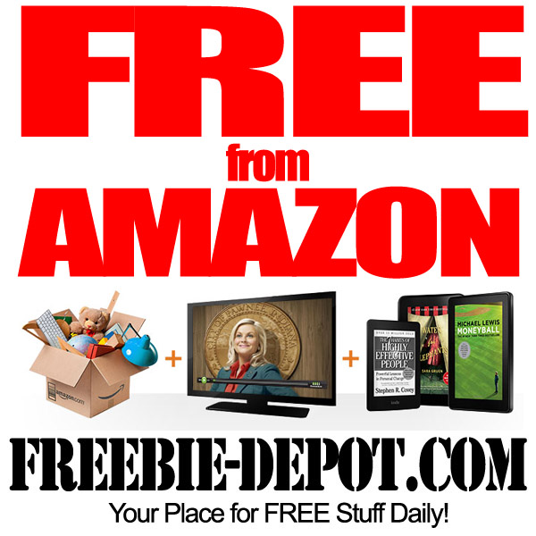 Free Amazon.com Stuff