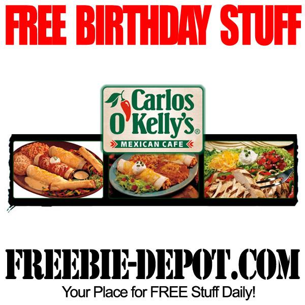 Free-Birthday-Carlos-OKellys