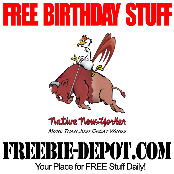 Free Birthday Native New Yorker