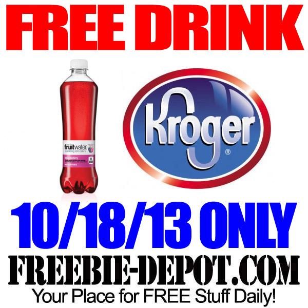 Free-Drink-Kroger