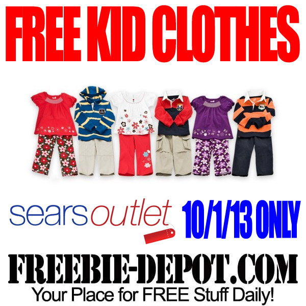 Free Kid Apparel