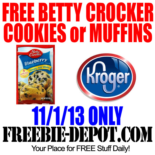 FREE Muffins or Cookies at Kroger