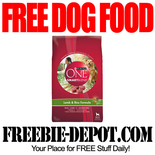 Free Purina Dog Food