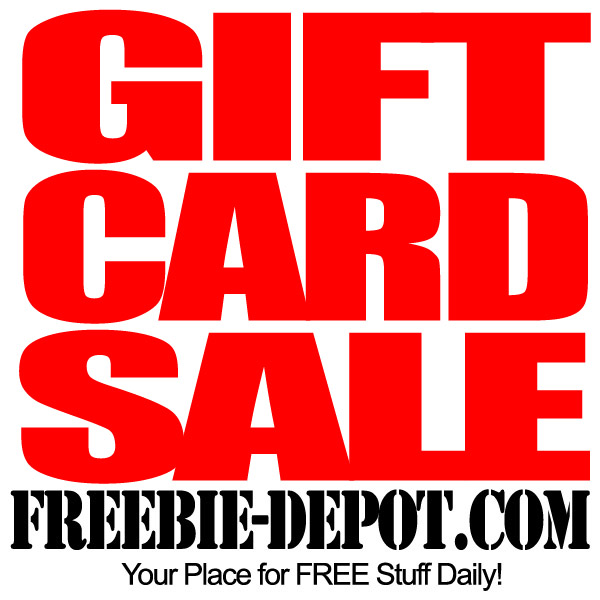 FREE Gift Card Savings