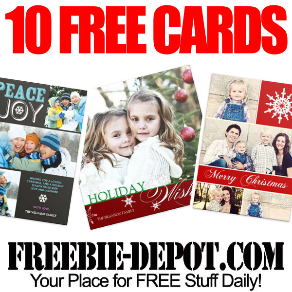 10 Free Cards