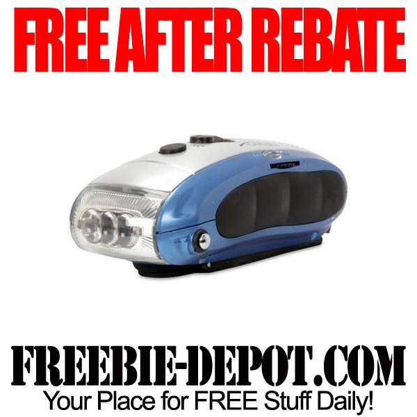Free-After-Rebate-Flashlight