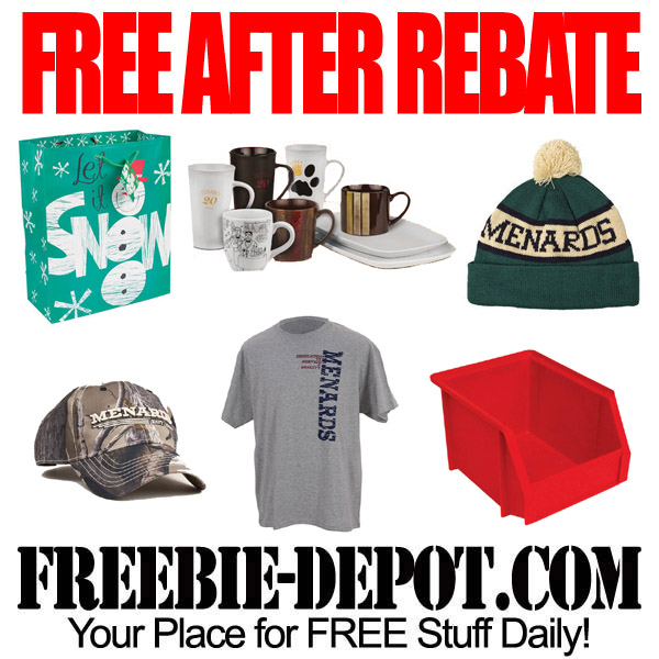Free After Rebate Gift Bags & More