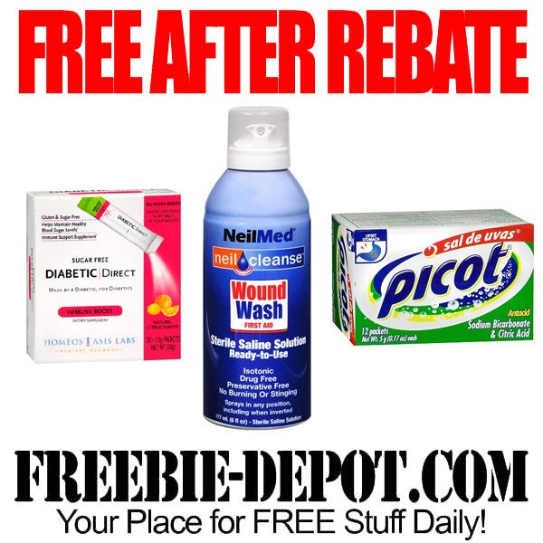 FREE After Rebate Stuff at Walgreens