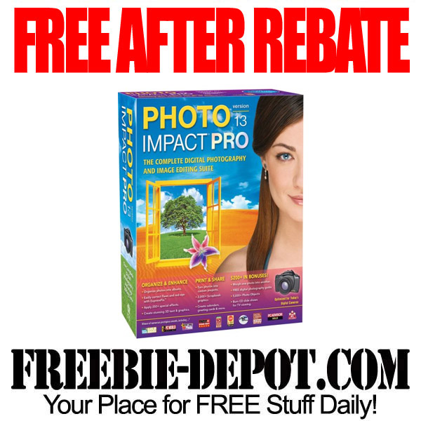 Free After Rebate Photo Software