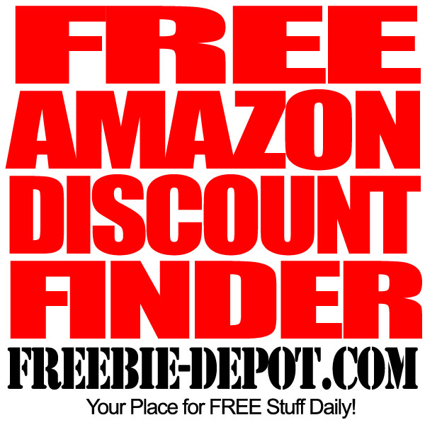 Free Amazon Discount Finder