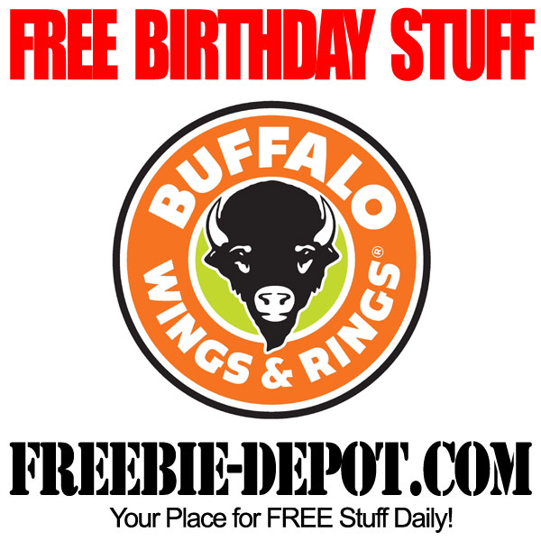 Free Birthday Buffalo Wings