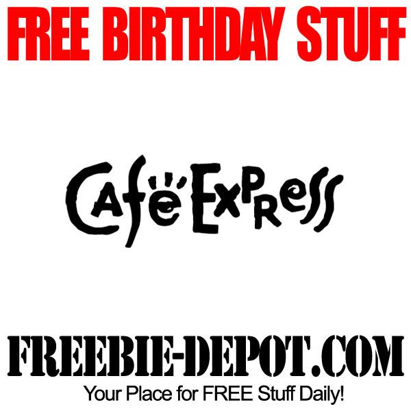 Free Birthday Coffee Drink