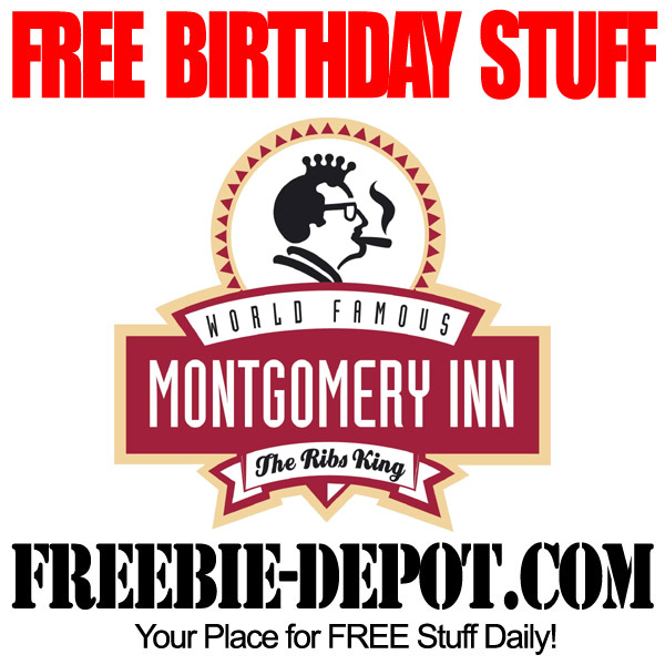 Free Birthday Ribs King