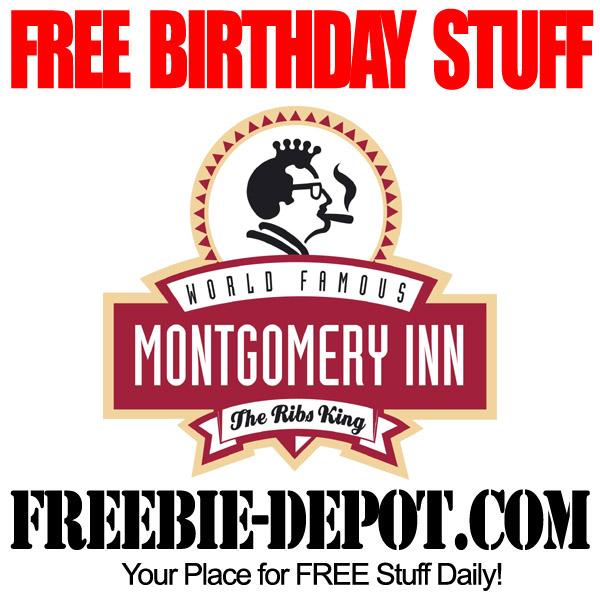 Free Birthday Ribs King