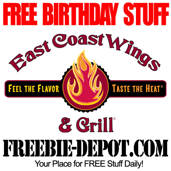 Free Birthday Wings