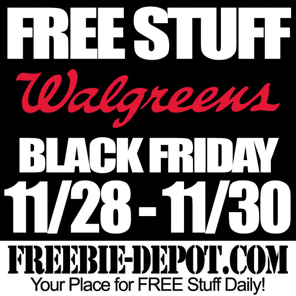 Free-Black-Friday-Walgreens
