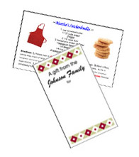 Free Business Card Recipes