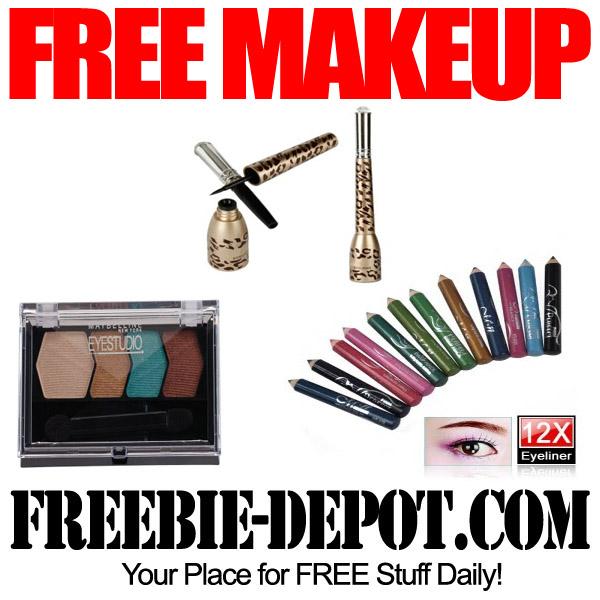 Free Makeup Reward