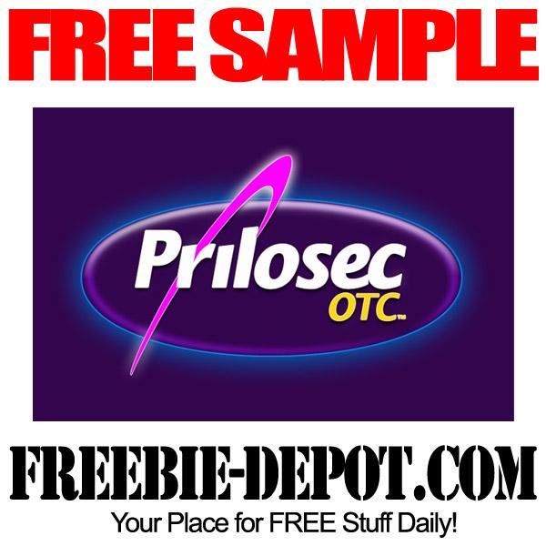 Free Prilosec Sample