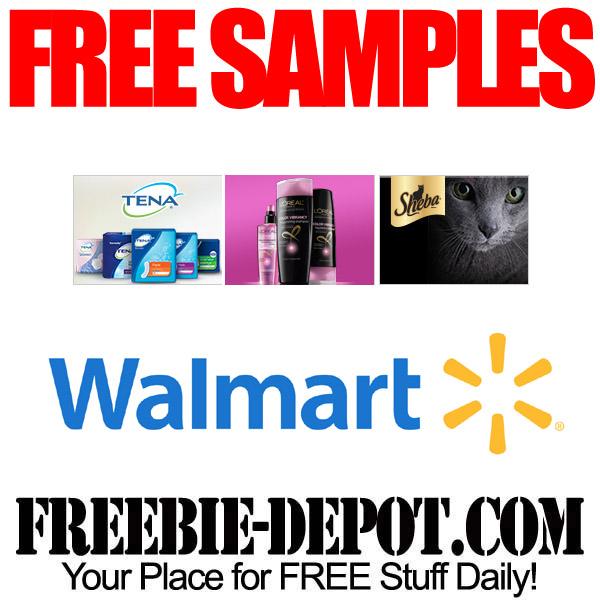 Free-Samples-Walmart