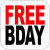 FREE Birthday App for iPhone
