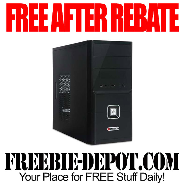 Free After Rebate Computer Case
