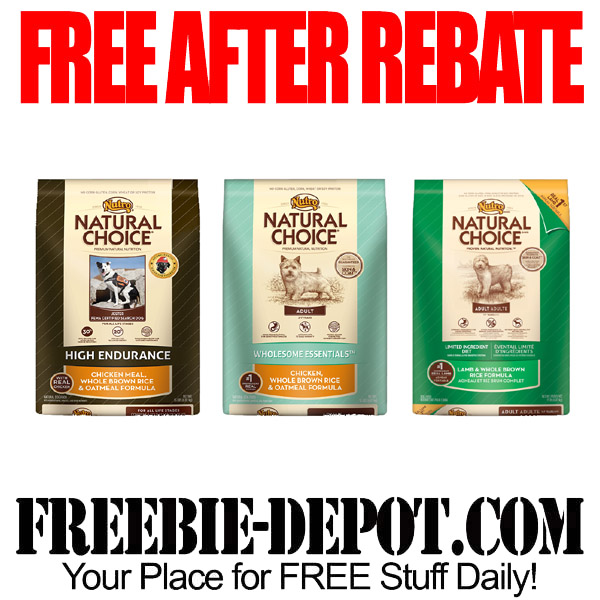 Free-After-Rebate-Dog-Food-Nutro