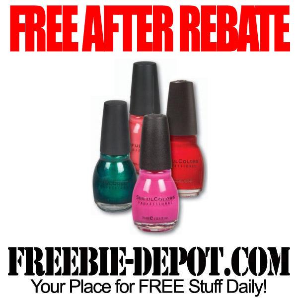 Free-After-Rebate-Nail-Polish