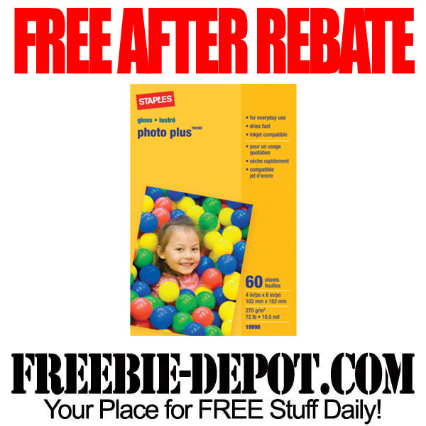 Free-After-Rebate-Photo-Paper-Plus